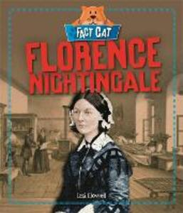 Fact Cat: History: Florence Nightingale - Izzi Howell - cover