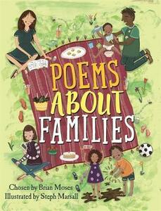 Poems About: Families - Brian Moses - cover