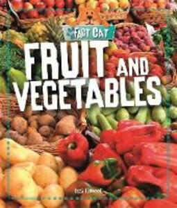 Fact Cat: Healthy Eating: Fruit and Vegetables - Izzi Howell - cover