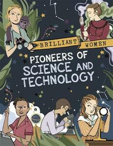 Brilliant Women: Pioneers of Science and Technology - Georgia Amson-Bradshaw - cover