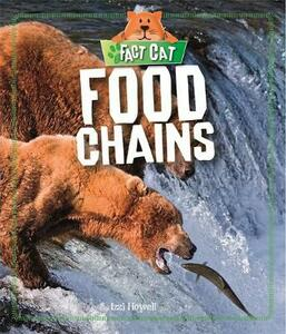 Fact Cat: Science: Food Chains - Izzi Howell - cover