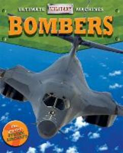 Ultimate Military Machines: Bombers - Tim Cooke - cover