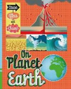Cause, Effect and Chaos!: On Planet Earth - Paul Mason - cover