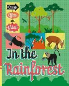 Cause, Effect and Chaos!: In the Rainforest - Paul Mason - cover