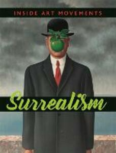 Inside Art Movements: Surrealism - Susie Brooks - cover