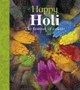 Let's Celebrate: Happy Holi - Joyce Bentley - cover