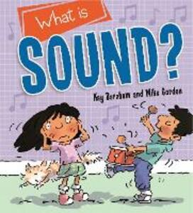 Discovering Science: What is Sound? - Kay Barnham - cover