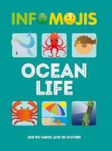 Infomojis: Ocean Life - cover