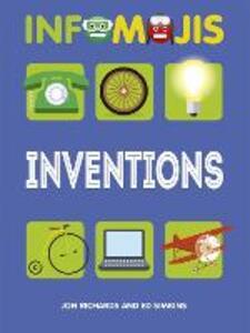 Infomojis: Inventions - Jon Richards,Ed Simkins - cover
