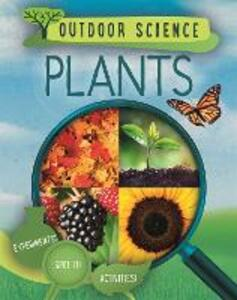 Outdoor Science: Plants - Sonya Newland - cover