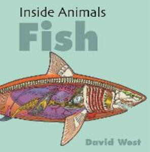 Inside Animals: Fish - David West - cover