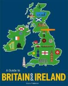 A Guide to Britain and Ireland - Kevin Pettman - cover