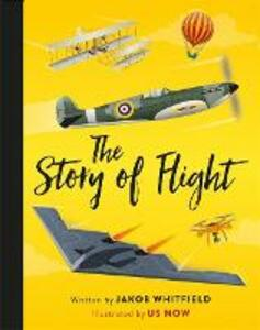 The Story of Flight - Jakob Whitfield - cover