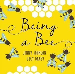 Being a Bee - Jinny Johnson - cover