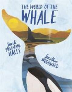 The World of the Whale - Smriti Prasadam-Halls - cover