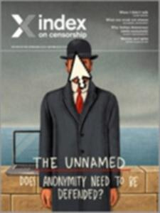 The Unnamed: Does anonymity need to be defended? - cover