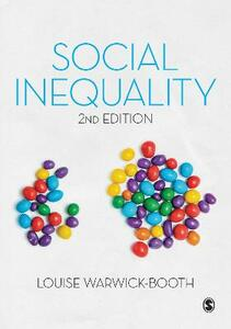 Social Inequality - Louise Warwick-Booth - cover