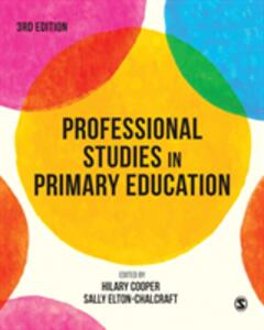 Professional Studies in Primary Education - cover