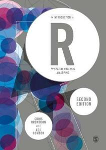 An Introduction to R for Spatial Analysis and Mapping - Chris Brunsdon,Lex Comber - cover