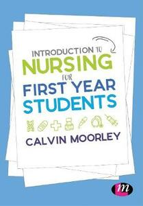 Introduction to Nursing for First Year Students - cover