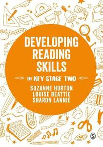 Reading at Greater Depth in Key Stage 2 - Suzanne Horton,Louise Beattie,Sharon Lannie - cover
