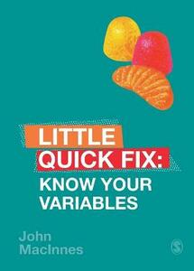 Know Your Variables: Little Quick Fix - John MacInnes - cover