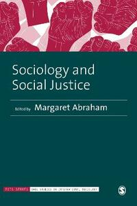 Sociology and Social Justice - cover