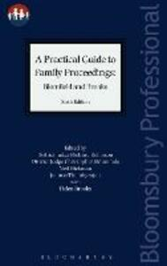 A Practical Guide to Family Proceedings: Blomfield and Brooks - cover