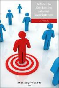 A Guide to Conducting Internal Investigations - Jake McQuitty - cover
