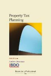 Property Tax Planning - Andy Crossman - cover