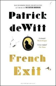 French Exit - Patrick deWitt - cover