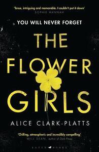The Flower Girls - Alice Clark-Platts - cover