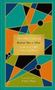 The Dark Interval: Letters for the Grieving Heart - Rainer Maria Rilke - cover