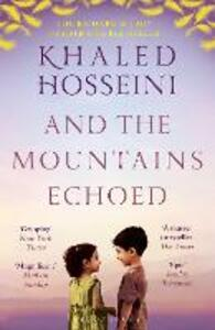 And the Mountains Echoed - Khaled Hosseini - cover
