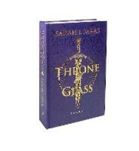 Throne of Glass Collector's Edition - Sarah J. Maas - cover