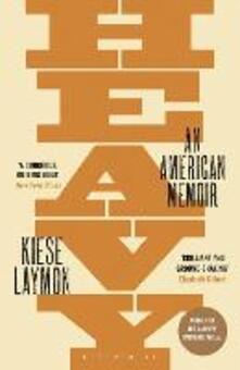 Heavy: An American Memoir - Kiese Laymon - cover