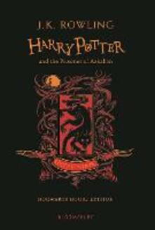 Harry Potter and the Prisoner of Azkaban - Gryffindor Edition - J.K. Rowling - cover