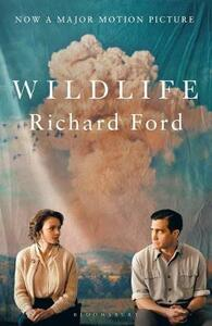 Wildlife: Film tie-in - Richard Ford - cover