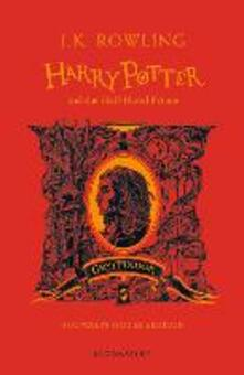 Harry Potter and the Half-Blood Prince - Gryffindor Edition - J.K. Rowling - cover