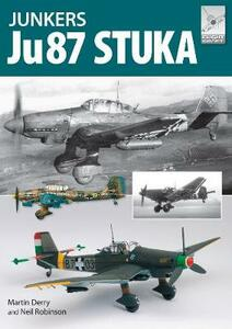 Flight Craft 12: The Junkers Ju87 - Martin Derry - cover