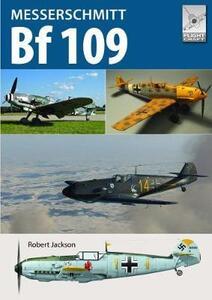 Flight Craft 14: Messerschmitt Bf109 - Robert Jackson - cover