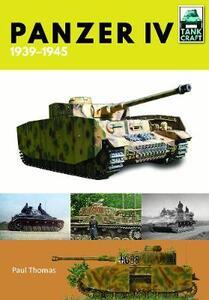 Panzer IV: 1939-1945 - Paul Thomas - cover
