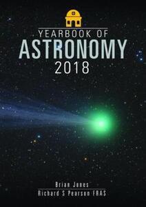 Yearbook of Astronomy - Brian Jones - cover