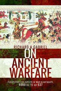 On Ancient Warfare - Richard A. Gabriel - cover