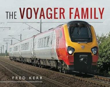 The Voyager Family - Fred Kerr - cover