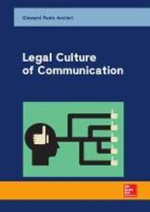 Legal Culture of Communication - Giovanni Paolo Accinni - cover