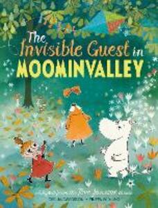 Libro in inglese The Invisible Guest in Moominvalley Tove Jansson Cecilia Davidsson