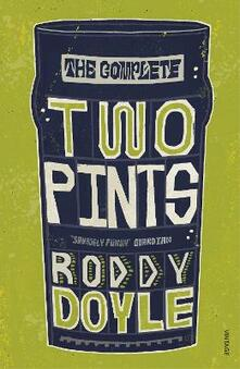 The Complete Two Pints - Roddy Doyle - cover