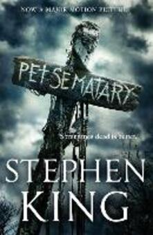 Pet Sematary: Film tie-in edition of Stephen King's Pet Sematary - Stephen King - cover