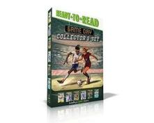 Game Day Collector's Set: First Pitch; Jump Shot; Breakaway; Slap Shot; Match Point; Dive in - David Sabino - cover